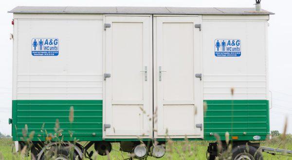 Mobiel toilet huren